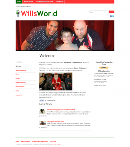 WillsWorld - Helping under-privileged children in the community