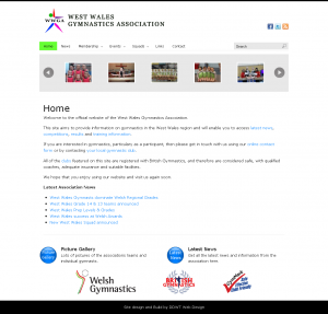 West Wales Gymnastics Association - Official Website
