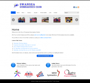 Swansea Gymnastics Club Official Website