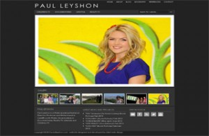 Paul Leyshon Freelance Video Screenshot
