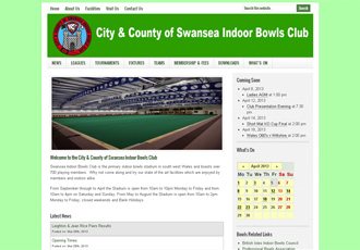 Swansea Indoor Bowls Club screenshot
