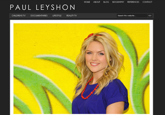 Paul Leyshon website