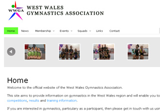 West Wales Gymnastics Association