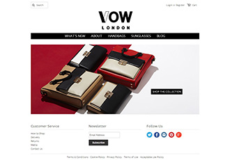 VOW London Designer Handbags