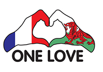 One Love Charity Bike Ride logo
