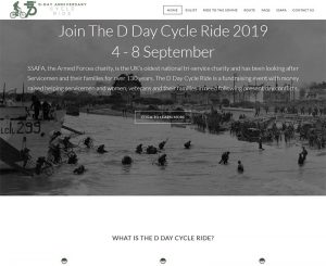D Day Cycle Ride
