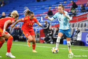 Wales Women v Norway Women 2020-2021
