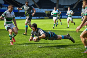 Ospreys v Newcastle Falcons – European Rugby Challenge Cup 2020-2021