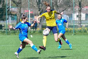 Cardiff City Ladies v Oxford United Women – Women's FA Cup 2020-2021