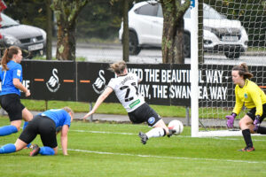 Swansea City Ladies v Cyncoed Ladies 2020-2021