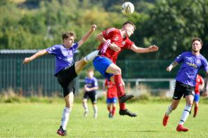 AFC Glais v Llandarcy AFC Thirds Neath & District Reserve League Division Two 2021-2022
