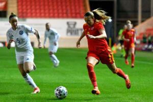 Wales Women v Kazakhstan Women's World Cup 2023 Qualifier