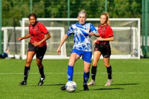 Cardiff City Ladies v Hounslow Women FA Women's National League Southern Premier Division 2021-2022