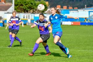 Port Talbot Town Ladies v The New Saints Women Adran Premier 2021-2022